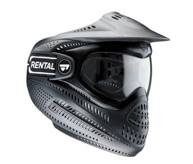 Masque de protection de paintball